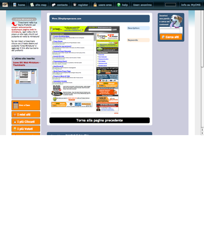 Www.20mphprayerzone.com Icone Siti Web Miniature - Thumbnails