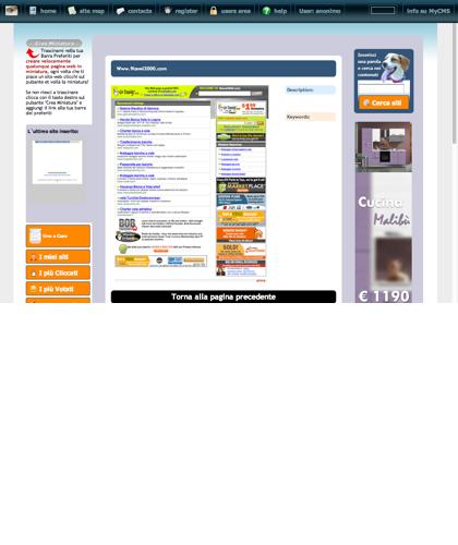 Www.9tavel2000.com Icone Siti Web Miniature - Thumbnails