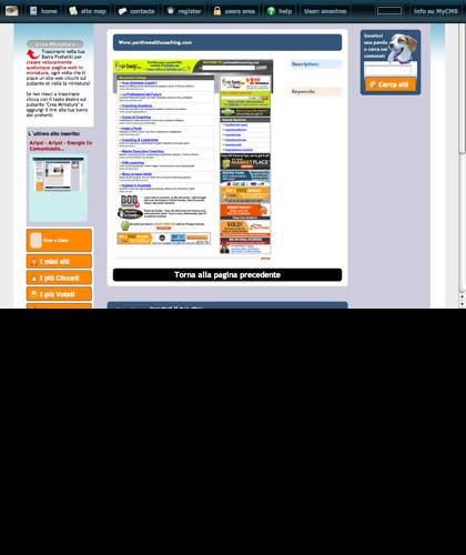 Www.perthwealthcoaching.com Icone Siti Web Miniature - Thumbnails