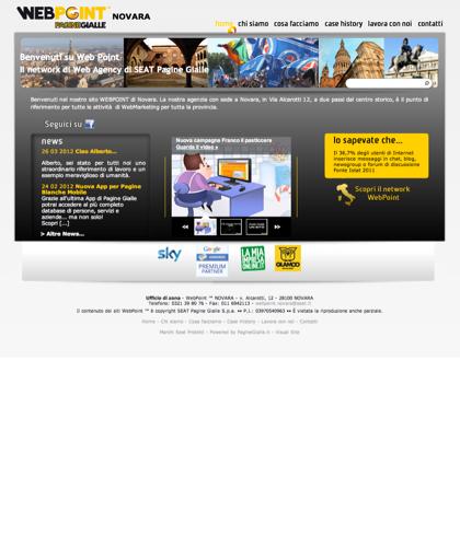 Web Agency Novara - Webpoint ™ Novara