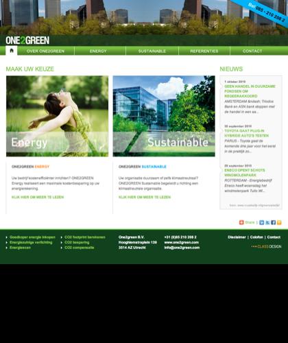 One2green B.v.  - Specialisten In Energiebesparing