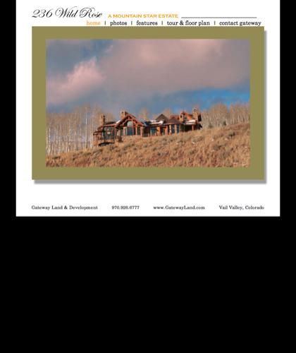 236 Wild Rose - A Mountain Star Estate