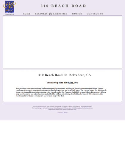 310 Beach Road, Belvedere, Ca   Marin Realtor - Tracy Mclaughlin