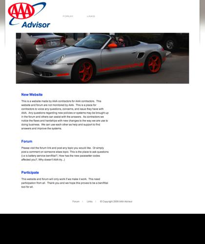 Aaa Advisor | Home