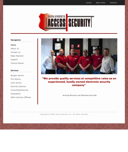 Access Security, Inc. - Home