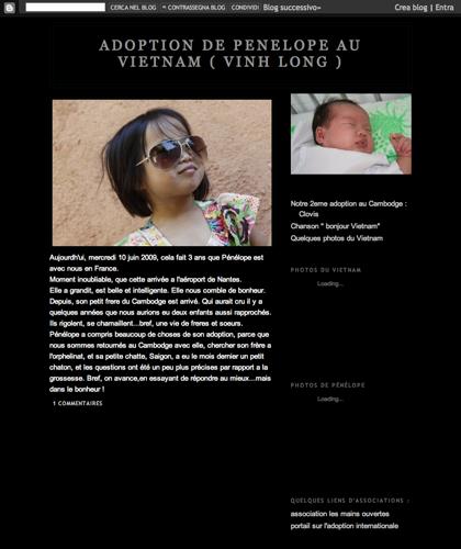 Adoptionvietnampenelope.com