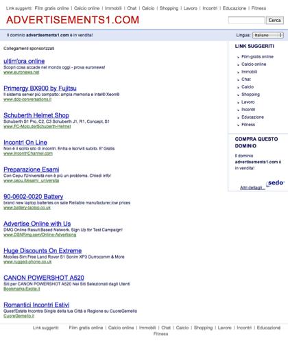 Advertisements1.com - Le Migliori Risorse E Informazioni Sul Tema: Advertisements1.questa Pagina è In Vendita!