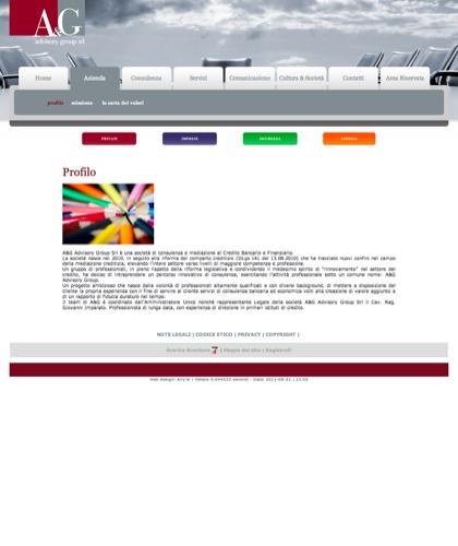A&g Advisory Group Srl  - Profilo - A & G - A&g Advisory Group, Azienda, Servizi, Consulenza, Comunicazione, Cultura & Società, Privati, Imprese, Sicurezza, Energia