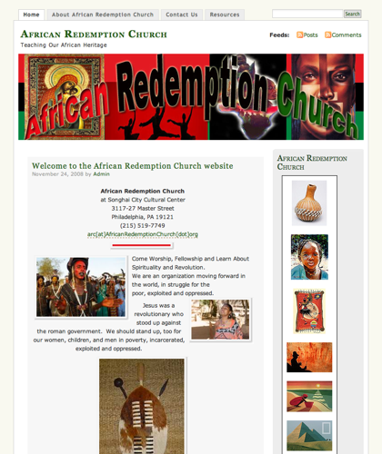 African Redemption Church