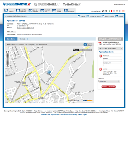 Agenzia Fast Service - Castellana Grotte (ba) | Paginebianche.it