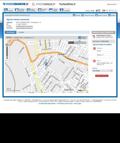 Agenzia Habitat Immobiliare - Comiso (rg) | Paginebianche.it