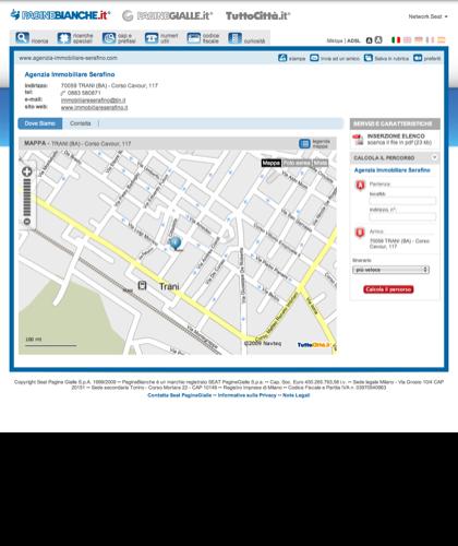 Agenzia Immobiliare Serafino - Trani (ba) | Paginebianche.it