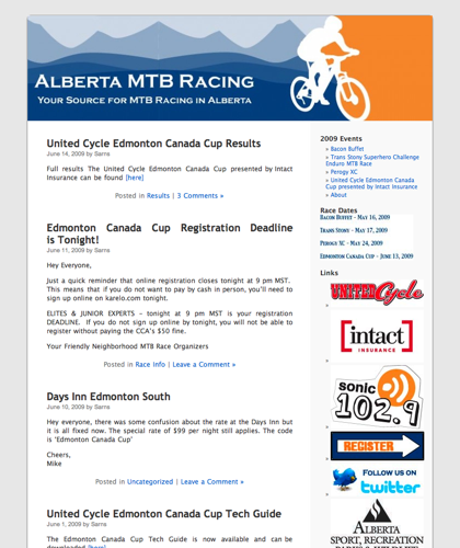 Your Source For Mtb Racing In Alberta|