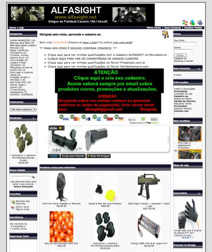 Bem Vindo(a) à Nossa Loja Virtual - Loja Hospedada Pela Bqhost.com.br