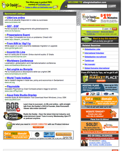 Hugedomains.com - Alterglobalization.com Is For Sale (alter Globalization)