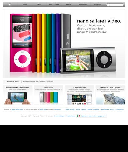 Apple Progetta E Crea Ipod E Itunes, Desktop E Portatili Mac, Il Sistema Operativo Osx E I Rivoluzionari Iphone E Ipad.|