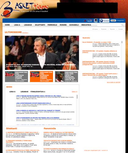 Baskettiamo.com - Il Portale Di Chi Ama Il Basket!