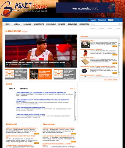 Baskettiamo.com | Il Portale Di Chi Ama Il Basket