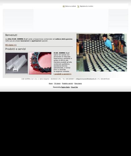 Forniture Industriali In Gomma - Monza Brianza - Ci.bi Gomma 2