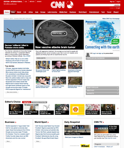 Cnn.com International - Breaking, World, Business, Sports, Entertainment And Video News