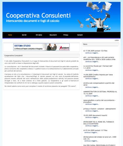 Cooperativa Consulenti > Home