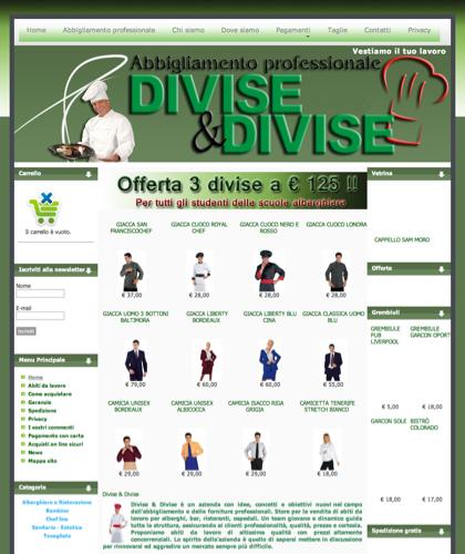 Divise & Divise - Abiti Da Lavoro