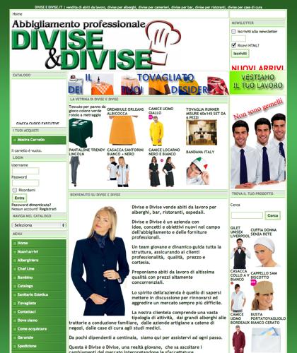 Divise E Divise - Abbigliamento Da Lavoro - Divise Per Alberghi, Divise  Per Bar, Divise Per Ristoranti