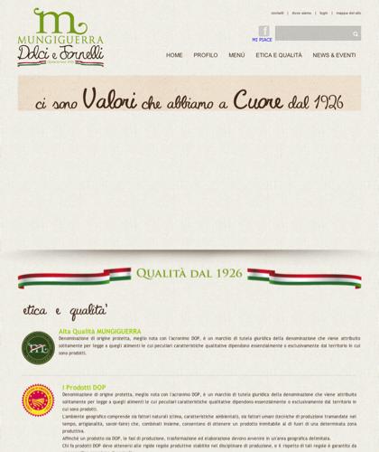 Etica E Qualita - Dolci E Fornelli -