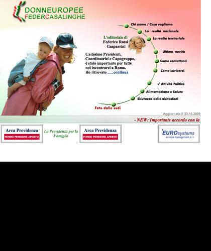 Federcasalinghe: Obiettivo Famiglia - Associazione Dalla Parte Di Chi Svolge Il Lavoro Familiare E Delle Famiglie