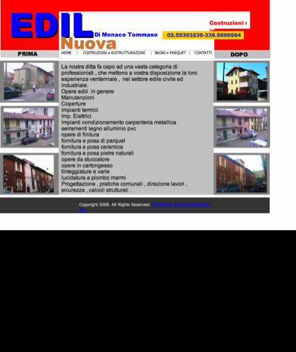 Edilnuova-home Costruzioni E Ristrutturazioni Chiavi In Mano Appartamento Di Cortesia Per Tutta La Durata Dei Lavori