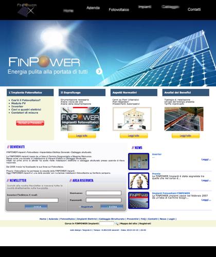 Impianti Fotovoltaici Ercolano Finpower - Finpower Impianti - Energia Solare Impianti Elettrici Cablaggio Strutturato A Portici - Ercolano - San Giorgio A Cremano - Napoli - Campania