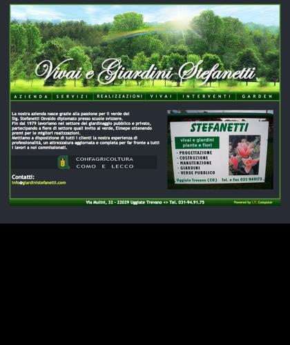 Vivai E Giardini Stefanetti