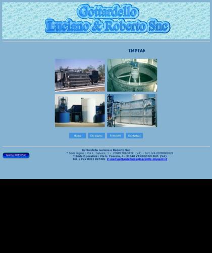 Gottardello Snc: Impianti Di Depurazione Acque Reflue E Industriali