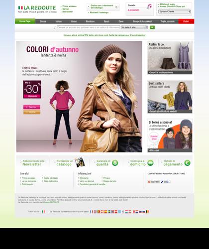 La Redoute: Vendita Di Abbigliamento (donna, Uomo) E Moda Prêt-à-porter, Catalogo Online.