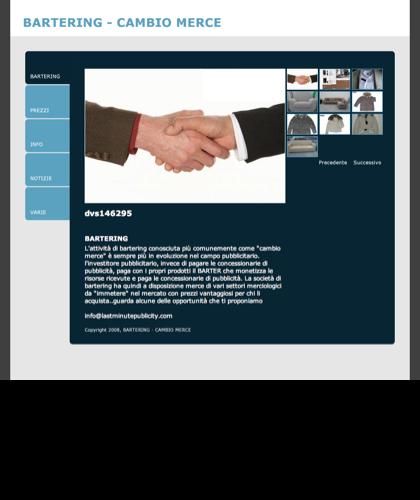 Vendita Prodotti Da Cambio Merce/pubblicità Questo Sito Web è Stato Realizzato Con La Versione Di Valutazione Di Site Studio.|