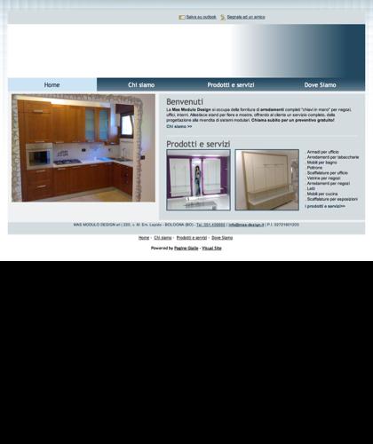 Mas Modulo Design – Arredamenti Su Misura Per: Negozi – Uffici – Casa