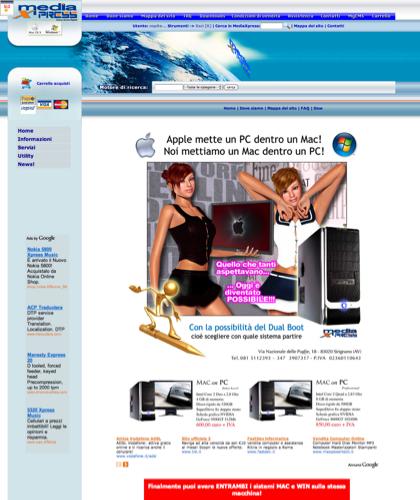 Mac On Pc Mac Osx Su Un Normale Pc - Mediaxpress - Mac On Pc Mac Osx Su Un Normale Pc