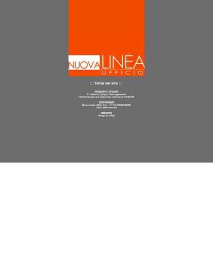 Nuova Linea Ufficio | Sito Ufficiale