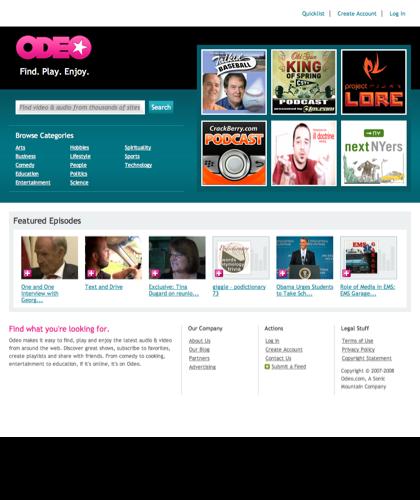Odeoenterprise.com