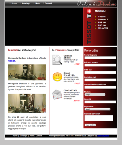 Orologeria Dardano - Tissot