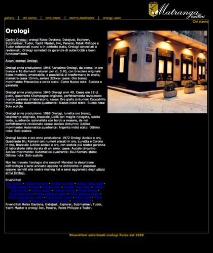 Orologilusso.net