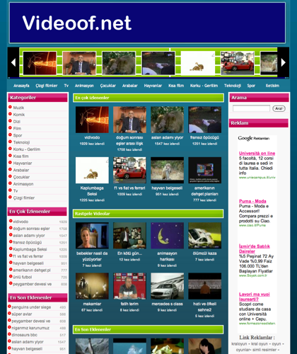 Video Film Seyret - Sýcak Film Izle, Film Seyret, 18 Videolar Online Film Izle, Yabancý Film Izle, Dizi  Izle, Dizi Seyret