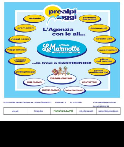 Prealpi Viaggi Agenzia Castronno (va)