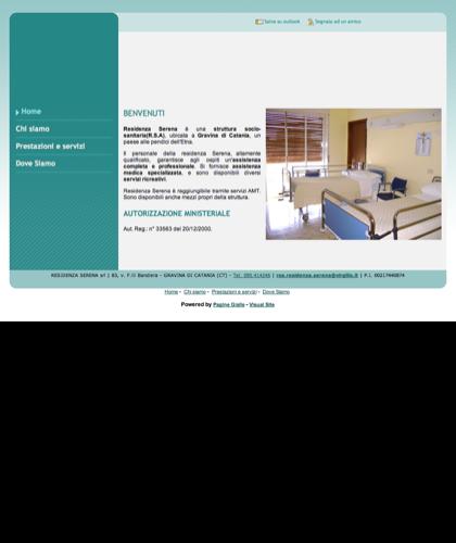 Residenzaserena.com