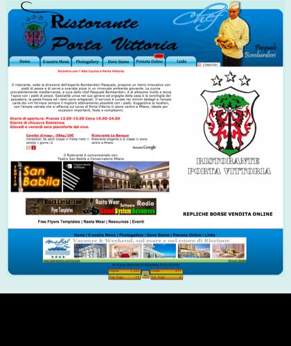 Ristorante Di Pesce In Centro Milano Porta Vittoria