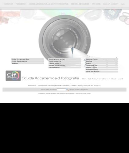 Scuola Di Fotografia Accademia Sif-academy - Sif Academy -  Corsi Professionali Di Fotografia Digitale - Formazione Workshops Aggregazione Culturale Incontri A Tema Servizi E Consulenze