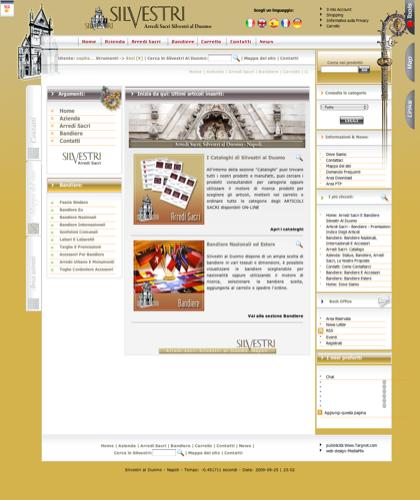 Arredi Sacri E Bandiere Silvestri Al Duomo - Silvestri Al Duomo -