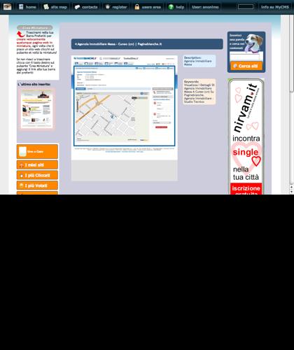 Icone Siti Web Miniature Thumbnails - Area Salute - Petrazzuoli -  Icone Siti Web Miniature - Thumbnails