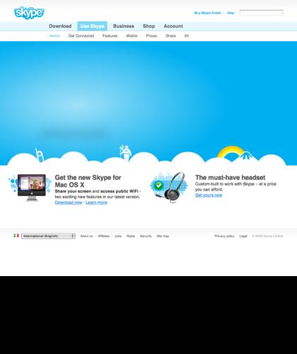 Sito Web Ufficiale Skype: Scarica Subito Skype Per Chiamare Gratis Via Internet
