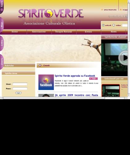Www.spiritoverde.it